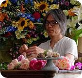 フラワーアーティスト和田浩一