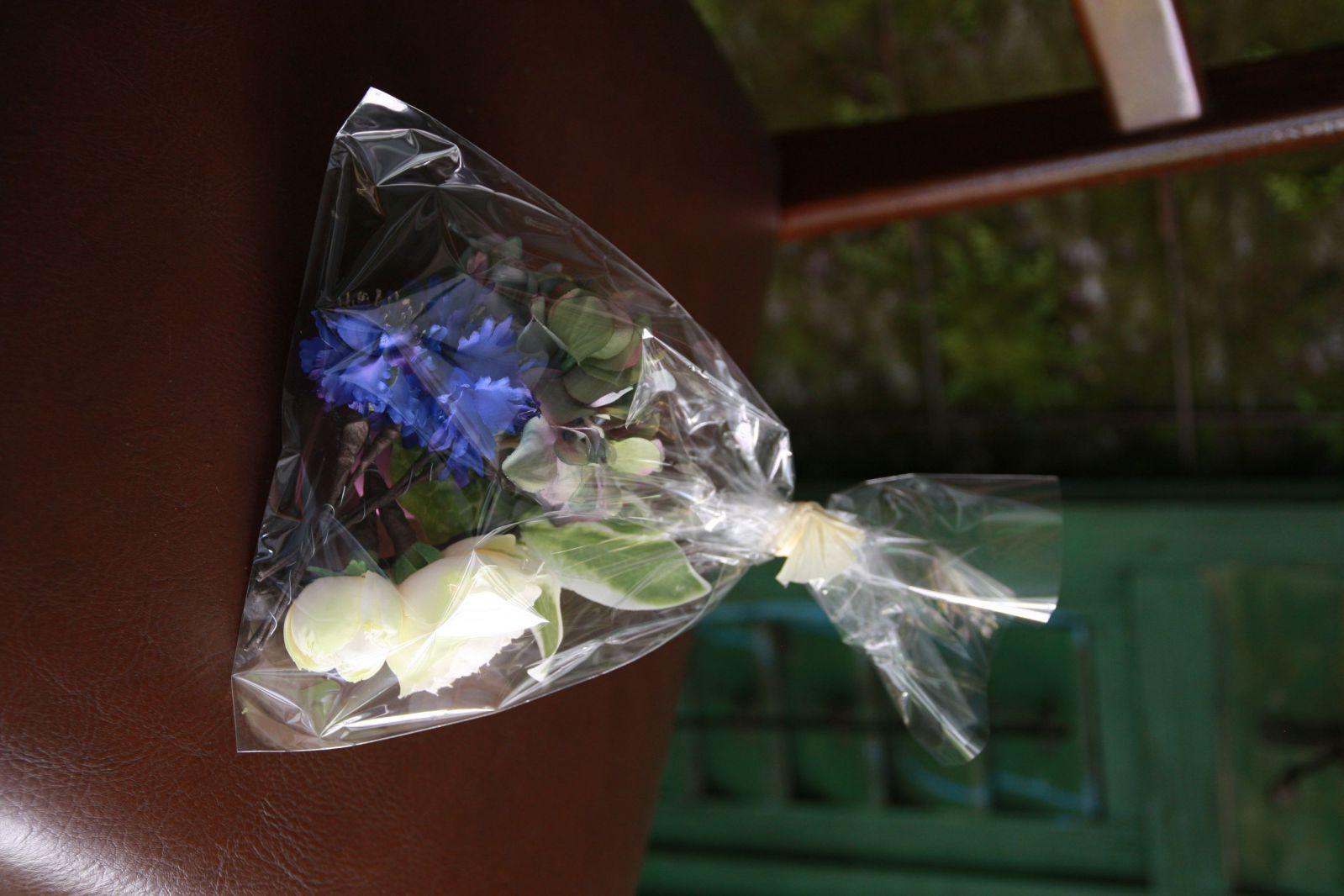 ブートニア・花飾り